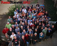 ResoSummit 2012 Group Photo