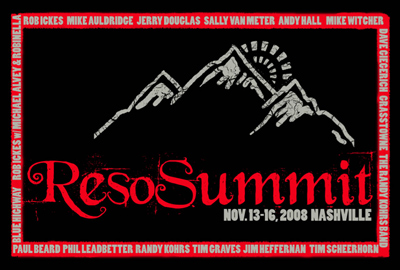 ResoSummit 2008