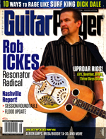 Guitar Player - August 2011